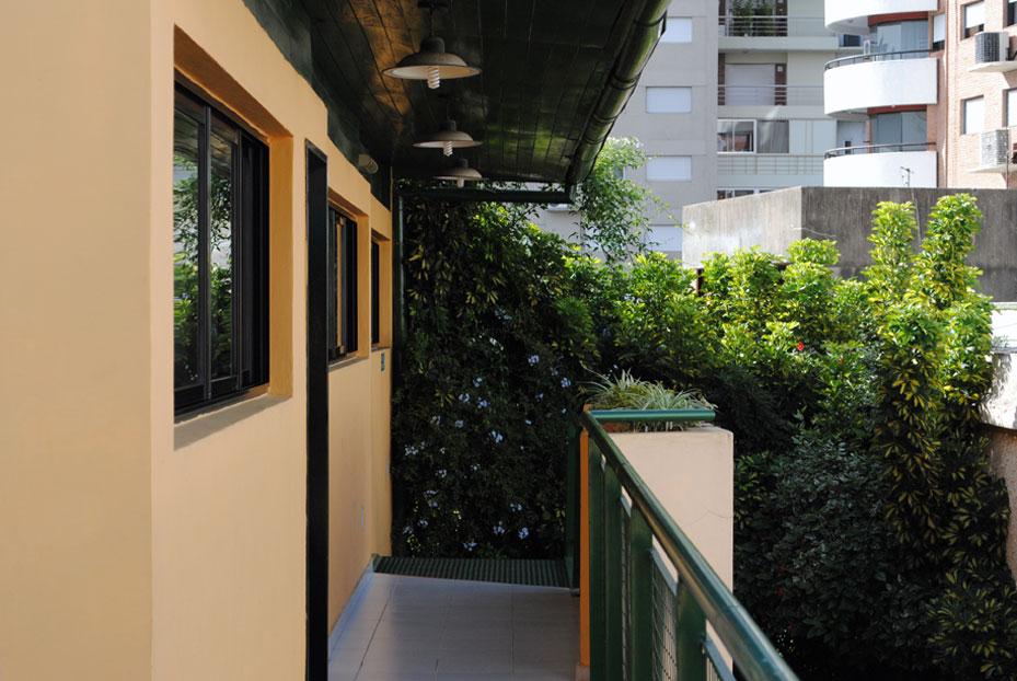 Pasillo (Planta Alta)