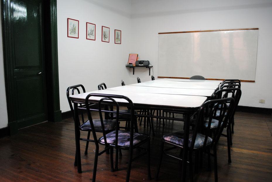 Salón (Planta Baja)